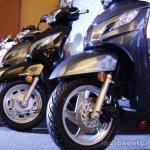 Honda Activa 125 disc and drum