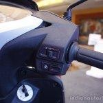Honda Activa 125 head lamp control