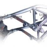 Honda CBR150R tube-frame