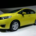 Honda Fit at 2014 Beijing Auto Show - front three quarter