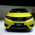 Honda Fit at 2014 Beijing Auto Show - front