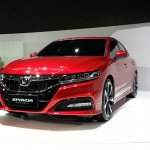 Honda Spirior Concept at Auto China 2014