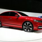 Honda Spirior Concept side at Auto China 2014