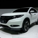 Honda Vezel at Auto China 2014