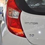 Hyundai Eon 1.0-liter spied badge