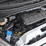Hyundai Eon 1.0-liter spied engine