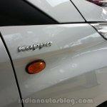 Hyundai Eon 1L IAB spied Kappa badge