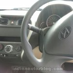 Hyundai Eon 1L IAB spied center console