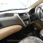 Hyundai Eon 1L IAB spied dashboard