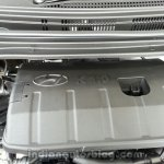 Hyundai Eon 1L IAB spied engine cover