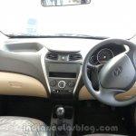 Hyundai Eon 1L IAB spied interiors