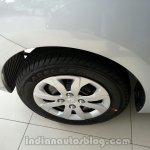 Hyundai Eon 1L IAB spied wheel