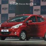 Hyundai Eon launch photograph October 2011
