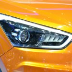 Hyundai ix25 headlamp at Auto China 2014