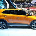 Hyundai ix25 side at Auto China 2014