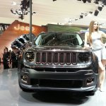 Jeep Renegade Apollo Edition at 2014 Beijing Auto Show - nose