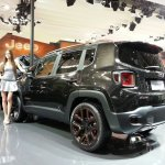 Jeep Renegade Apollo Edition at 2014 Beijing Auto Show - rear three quarter
