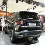 Jeep Renegade Apollo Edition at 2014 Beijing Auto Show - rear