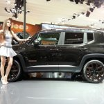 Jeep Renegade Apollo Edition at 2014 Beijing Auto Show - side profile