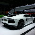 Lamborghini Aventador Nazionale at 2014 Beijing Auto Show - rear three quarter
