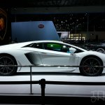 Lamborghini Aventador Nazionale at 2014 Beijing Auto Show - side