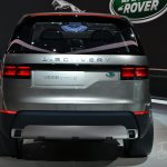 Land Rover Discovery Vision concept at 2014 NY auto show rear