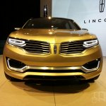 Lincoln MKX Concept at Auto China 2014