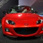 Mazda MX-5 25th Anniversary Edition 2014 NY Auto Show front