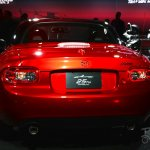 Mazda MX-5 25th Anniversary Edition 2014 NY Auto Show rear