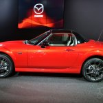 Mazda MX-5 25th Anniversary Edition 2014 NY Auto Show side