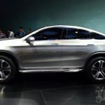 Mercedes-Benz Concept Coupe SUV at 2014 Beijing Auto Show - side