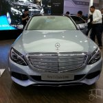 Mercedes C-Class long wheelbase at Auto China 2014