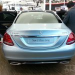Mercedes C-Class long wheelbase rear at Auto China 2014
