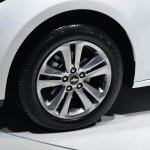 New Chevrolet Cruze alloy wheel design at Auto China 2014