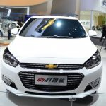 New Chevrolet Cruze at Auto China 2014
