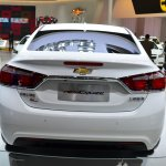 New Chevrolet Cruze rear at Auto China 2014