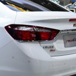 New Chevrolet Cruze taillamp at Auto China 2014