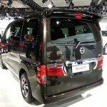 Nissan Evalia at 2014 Beijing Motor Show rear quarter