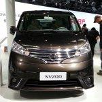 Nissan Evalia at 2014 Beijing Motor Show