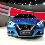 Nissan Lannia concept at 2014 Beijing Auto Show - front