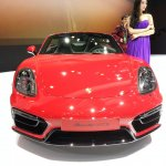 Porsche Boxster GTS at Auto China 2014