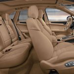 Porsche Macan 2.0 seats press image