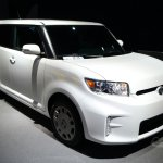 Scion xB Release Series 10.0 at 2014 NY Auto Show front quarter