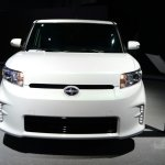 Scion xB Release Series 10.0 at 2014 NY Auto Show front