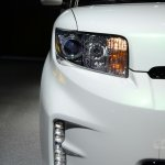 Scion xB Release Series 10.0 at 2014 NY Auto Show headlight