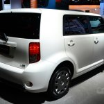 Scion xB Release Series 10.0 at 2014 NY Auto Show rear quarter