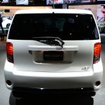 Scion xB Release Series 10.0 at 2014 NY Auto Show rear