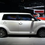 Scion xB Release Series 10.0 at 2014 NY Auto Show side