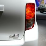 Scion xB Release Series 10.0 at 2014 NY Auto Show taillight