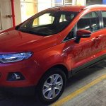 Spied in USA Ford EcoSport